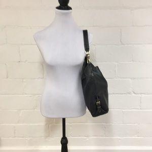 Dooney & Bourke Bags - Dooney & Bourke Leather Tote in Black